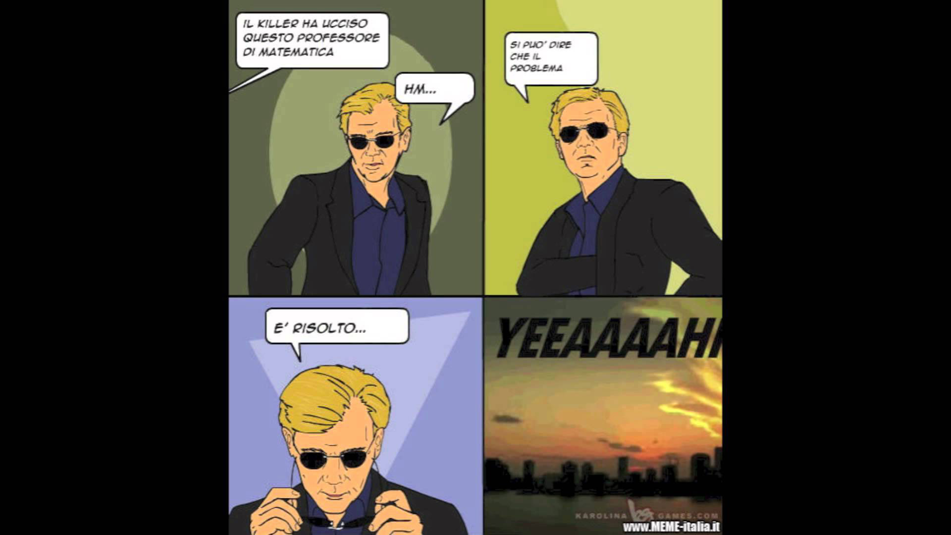 Csi 4 Pane Comics Know Your Meme