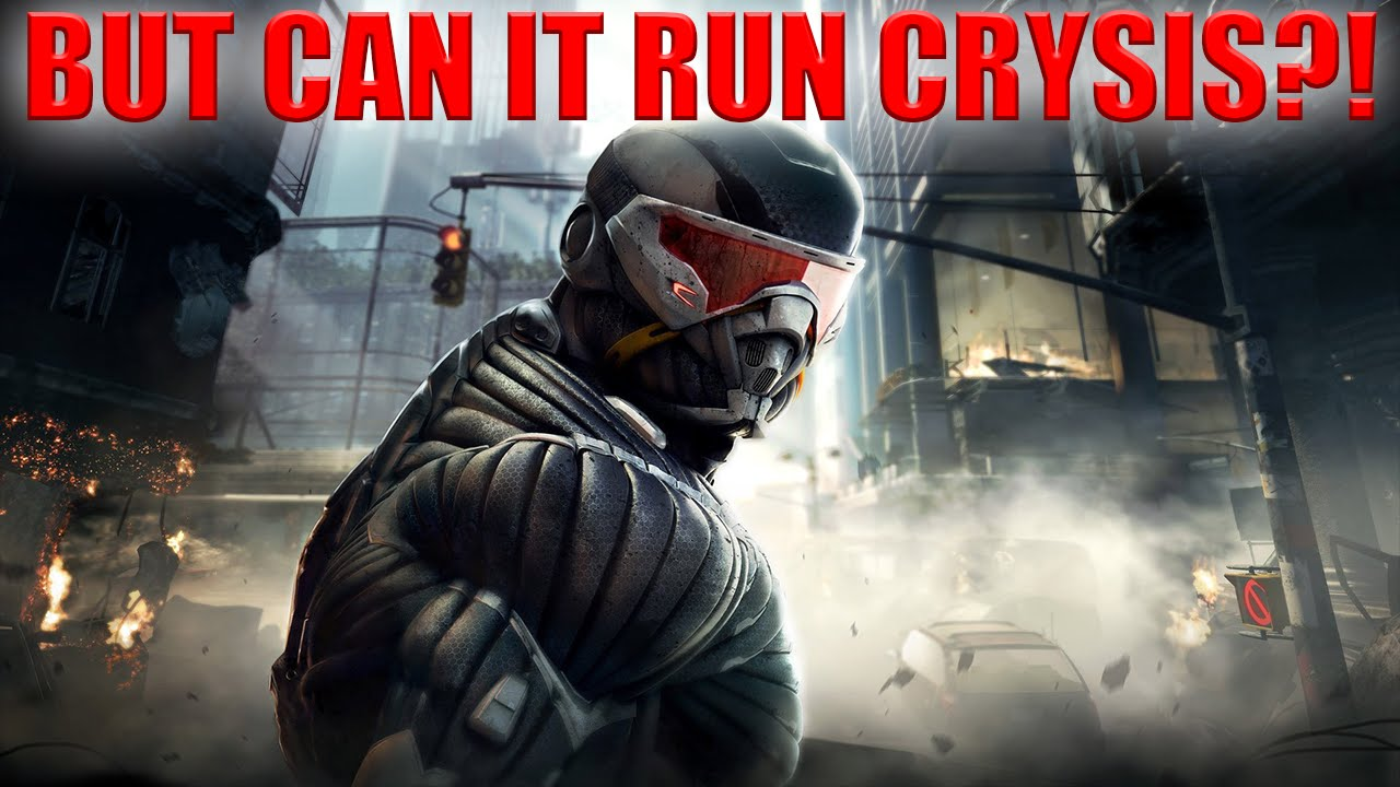 But Can It Run Crysis Know Your Meme