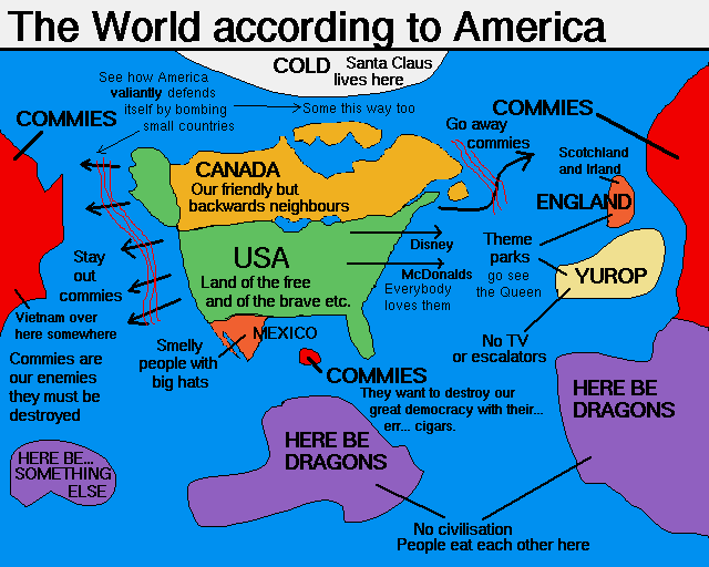 The World According To Know Your Meme