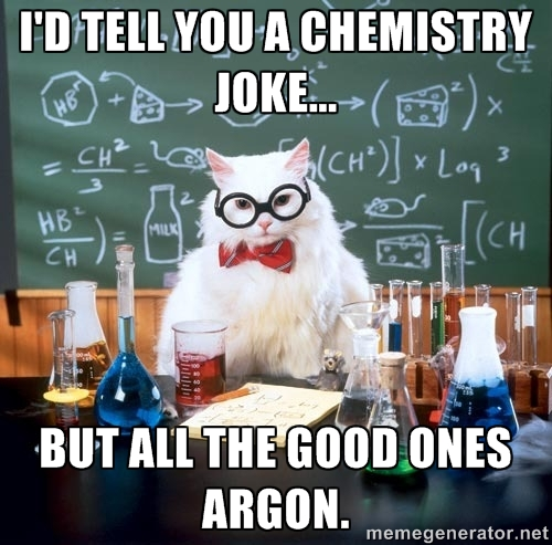 Chemistry cat know your meme chemistry cat urtaz Image collections