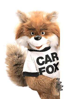 Car Fox Know Your Meme