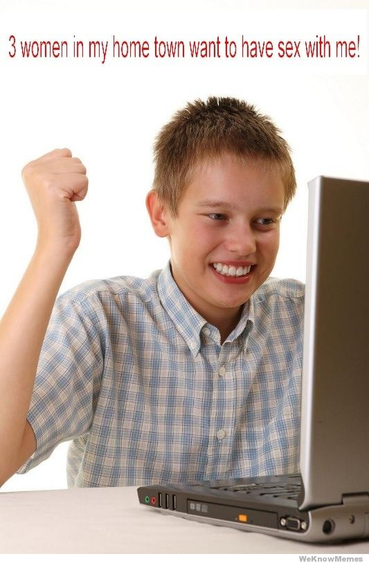 Kid first day on the internet kid know your meme