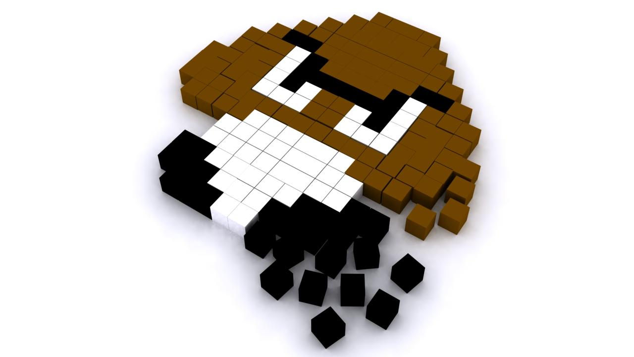 Pixel Art Know Your Meme