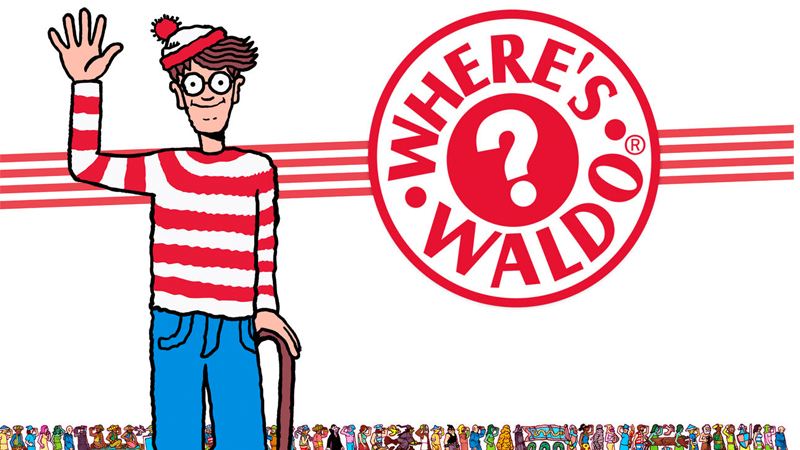 where s waldo where s wally know your meme