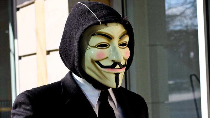 Guy Fawkes Mask   Know Your Me...