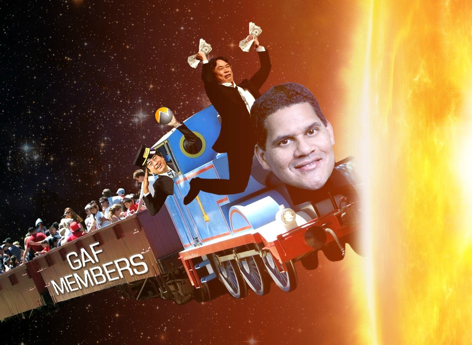 Hype Train Meme