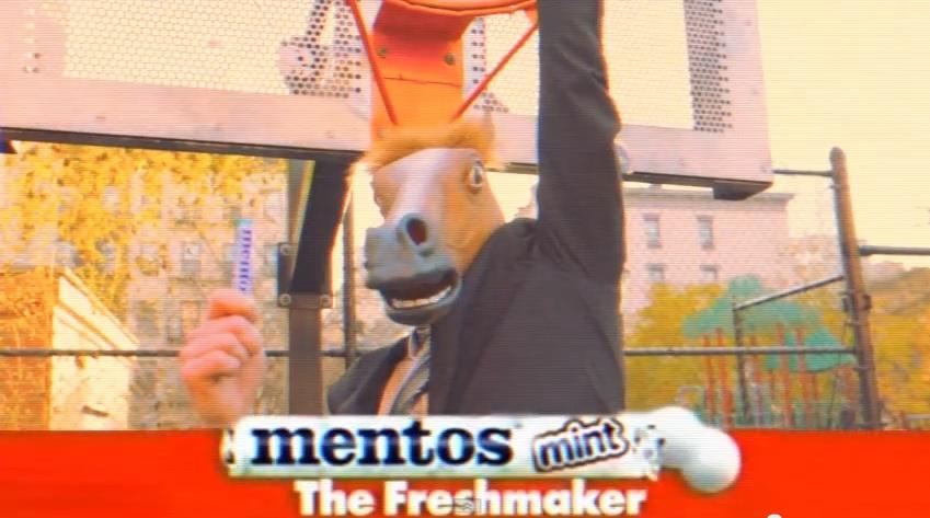 mentos commercial parodies know your meme