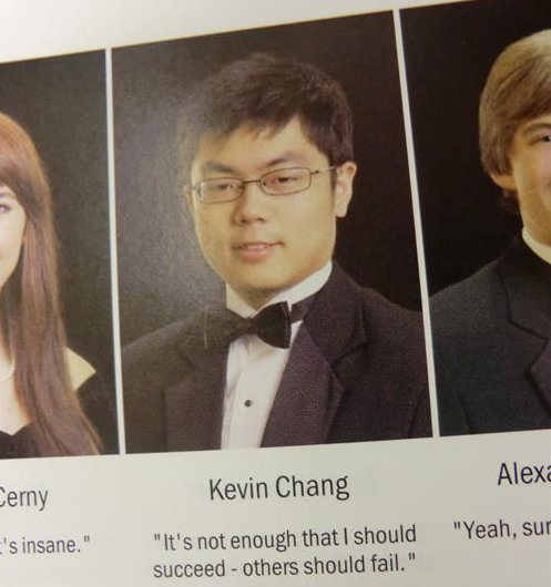 High School Senior Yearbook Photos | Know Your Meme