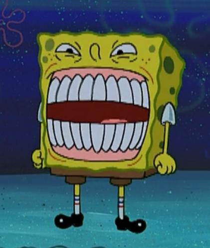 (Spongebob Squarepants)