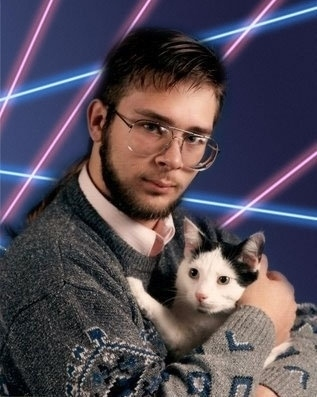 Laser Background Portraits Know Your Meme