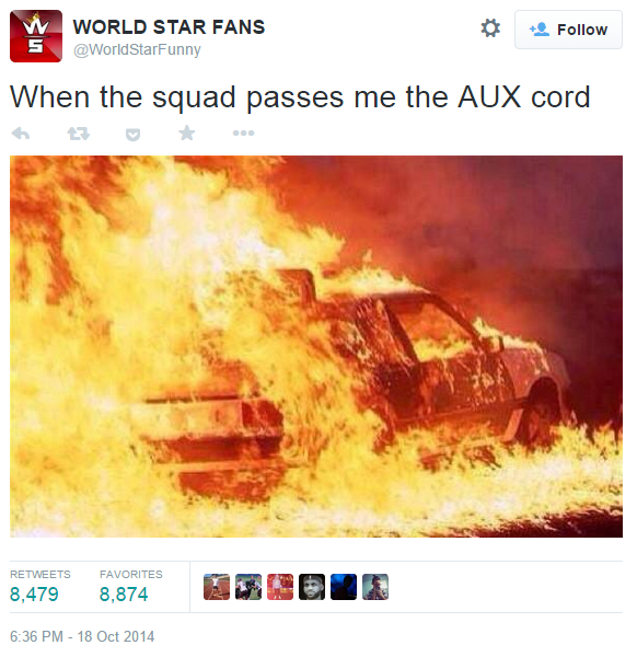 Hand Me The Aux Cord Know Your Meme
