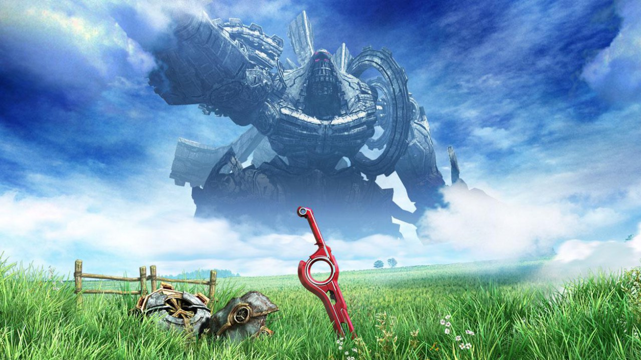 Image result for xenoblade chronicles 3d wallpaper