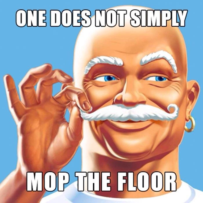 mr clean memes know your meme