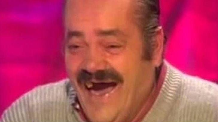 "Spanish Laughing Guy / ""El Risitas"" Interview Parodies | Know Your Meme"