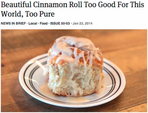 Image result for cinnamon roll too precious meme