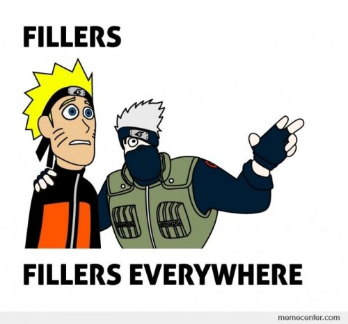 Naruto Fillers | Know Your Meme