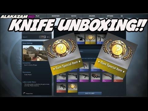 cs go case unboxings know your meme