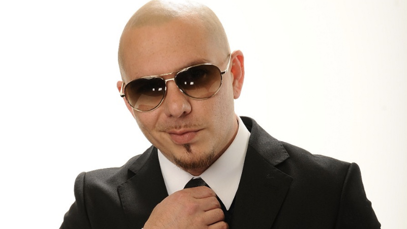 Image result for pitbull rapper