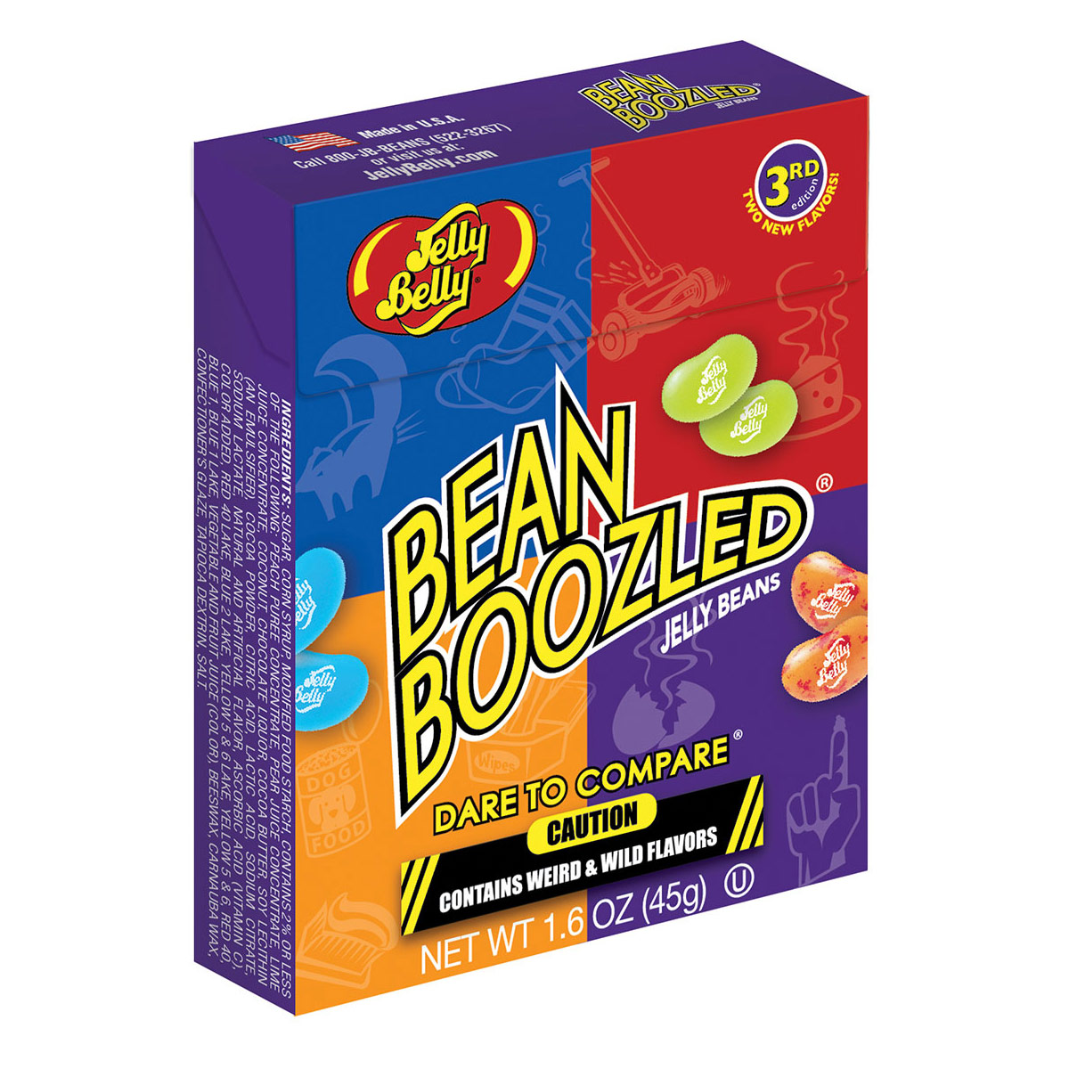 Jelly Bean Challenge Beanboozled Know Your Meme
