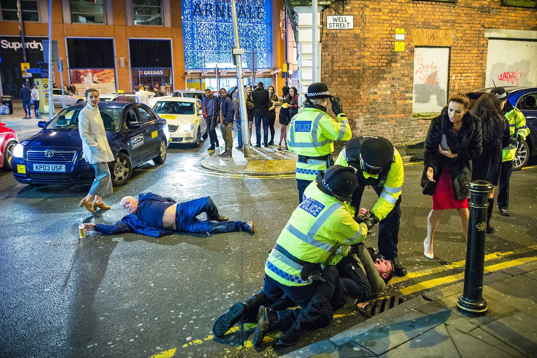 Manchester New Year's Eve Photo | Know Your Meme
