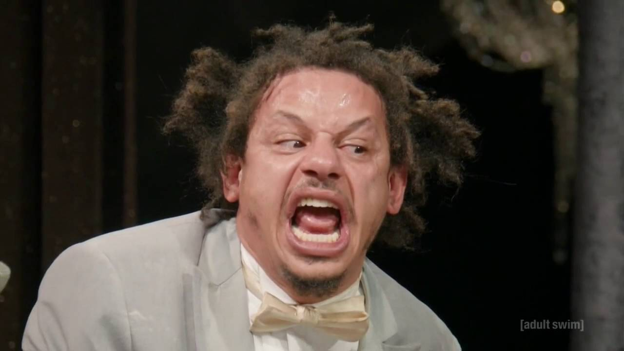 eric andre know your meme