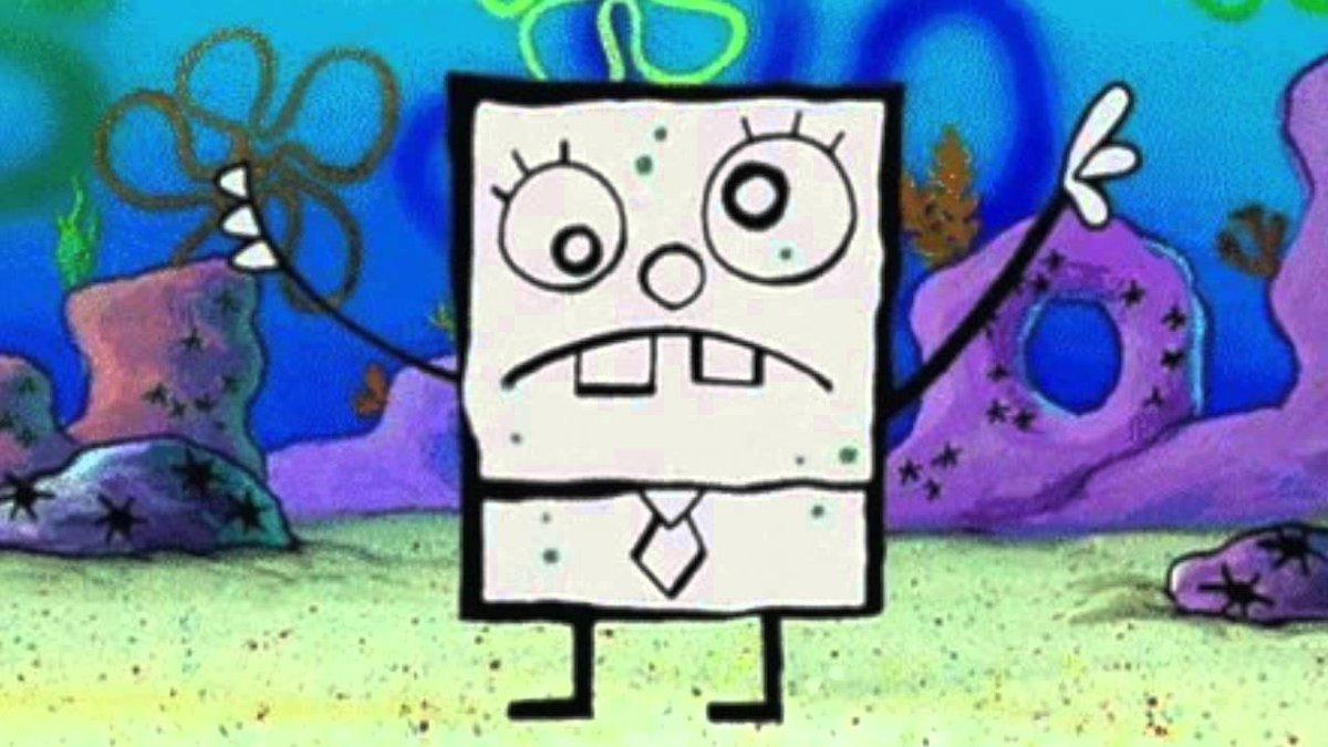 Spongebob Meme Doodle
