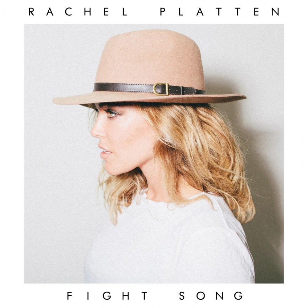 Fight Song by Rachel Platten album art