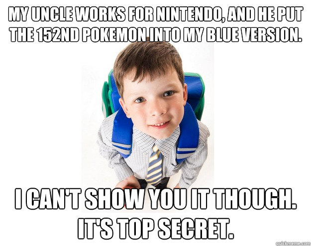My Uncle Works At Nintendo Know Your Meme