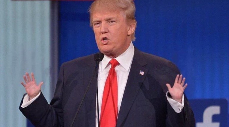 Image result for donald trump small hands