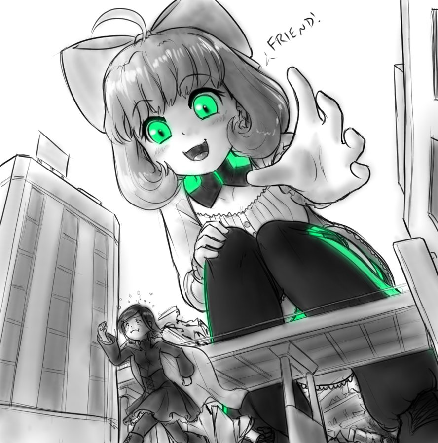 giantess penny know your meme