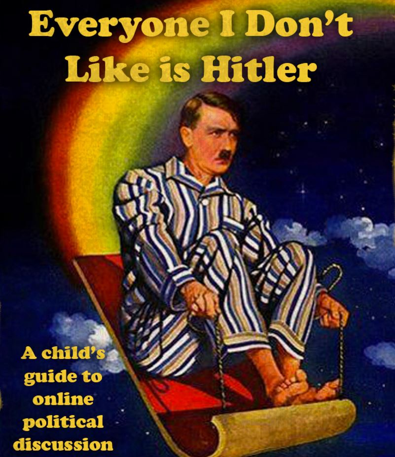 Political round up............. - Page 3 Hitlerbook