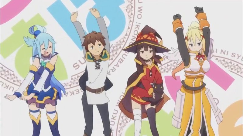 Konosuba Know Your Meme