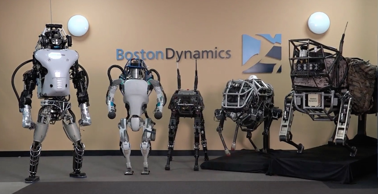 Boston Dynamics Know Your Meme