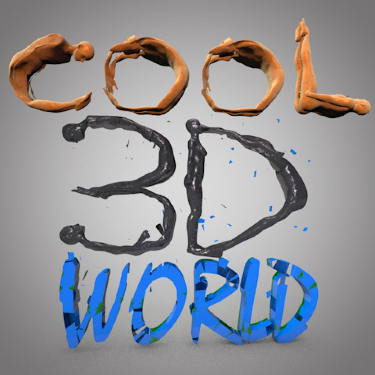Cool 3d World Know Your Meme