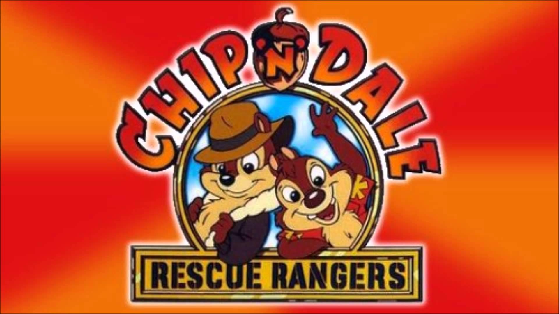 Chip n Dale - 90s Cartoons