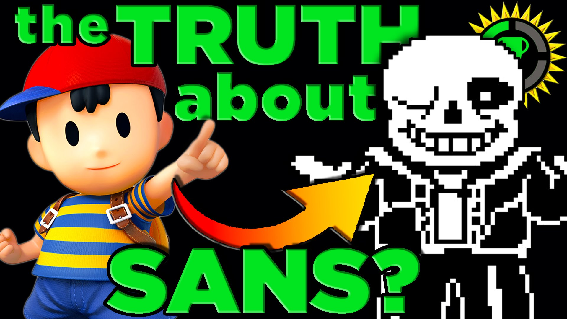The Truth About Sans / Sans Is Ness | Know Your Meme