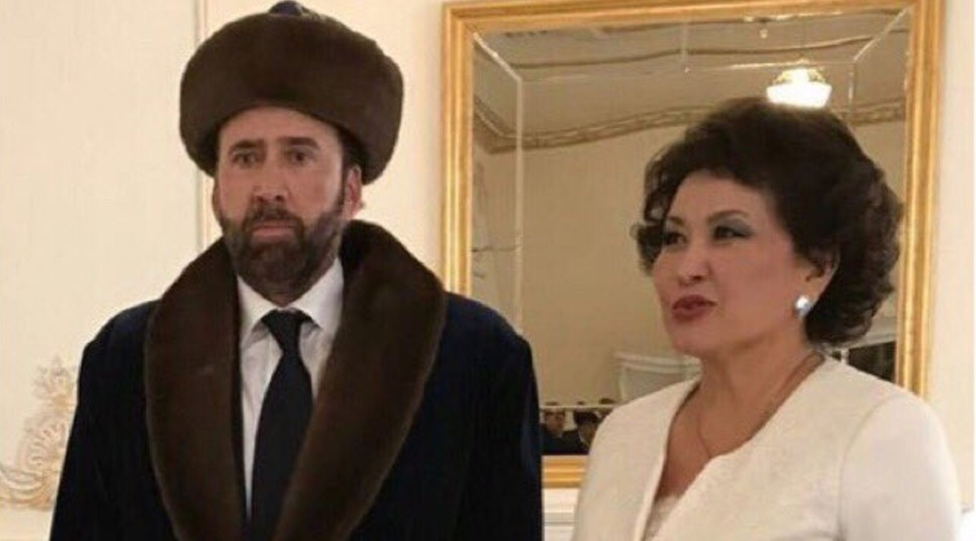 The adventures of Nicolas Cage in Kazakhstan and another 6 stars who became heroes of memes after arriving in the CIS