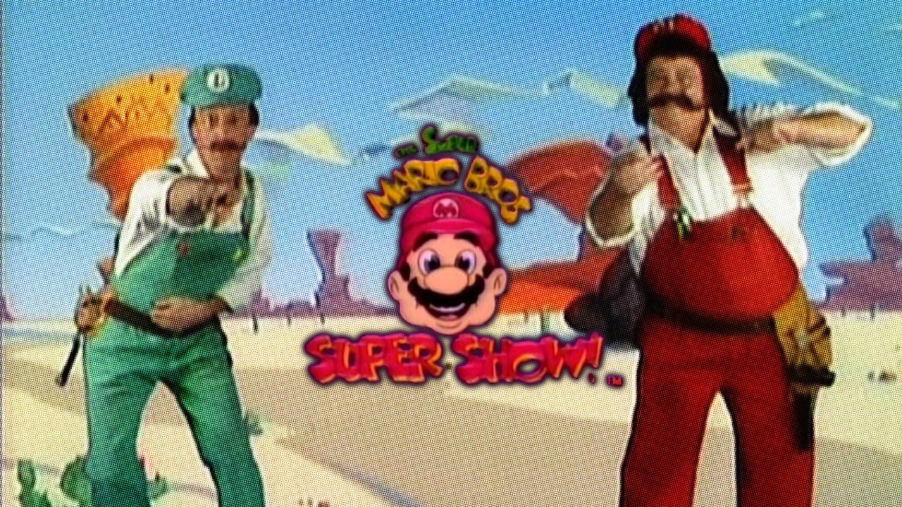 The Super Mario Bros. Super Show! | Know Your Meme