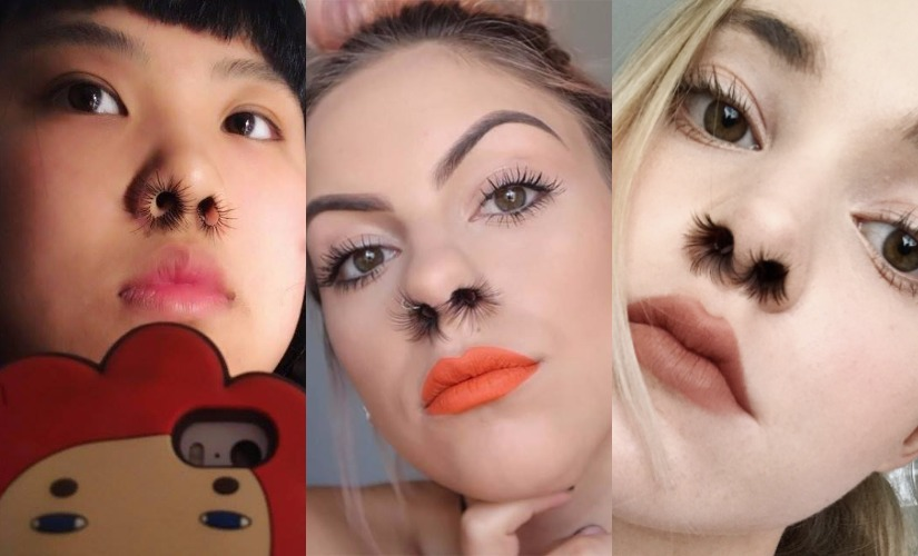 Nose Hair Extensions Know Your Meme