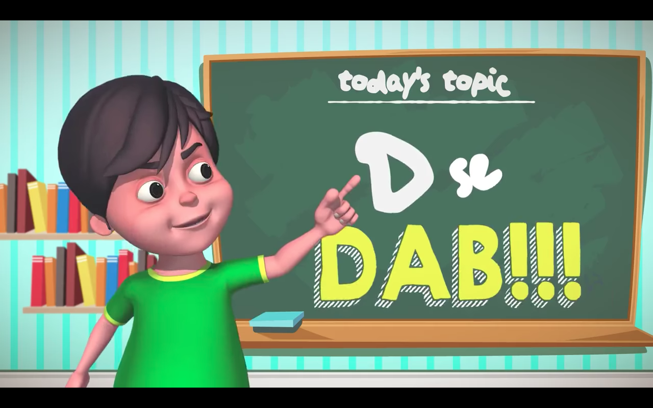 d se dab / nick india dab | know your meme