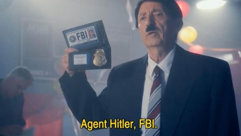 Agent Hitler, FBI | Know Your Meme