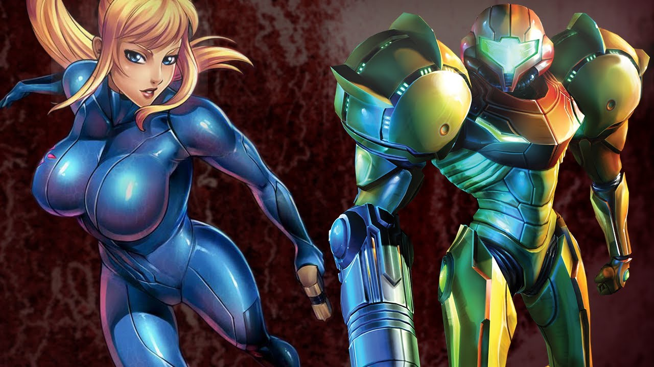 Samus San Sex Game