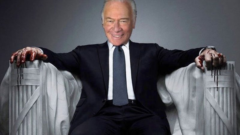 Honda Of Katy >> Christopher Plummer Replaces Kevin Spacey   Know Your Meme