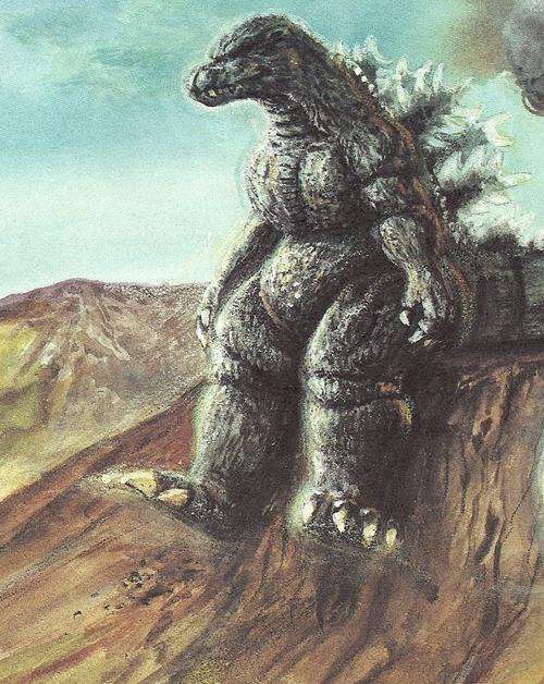 Who's_Afraid_Of_Godzilla_Godzilla_Sits_A