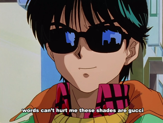 Words Cant Hurt Me These Shades Are Gucci Know Your Meme