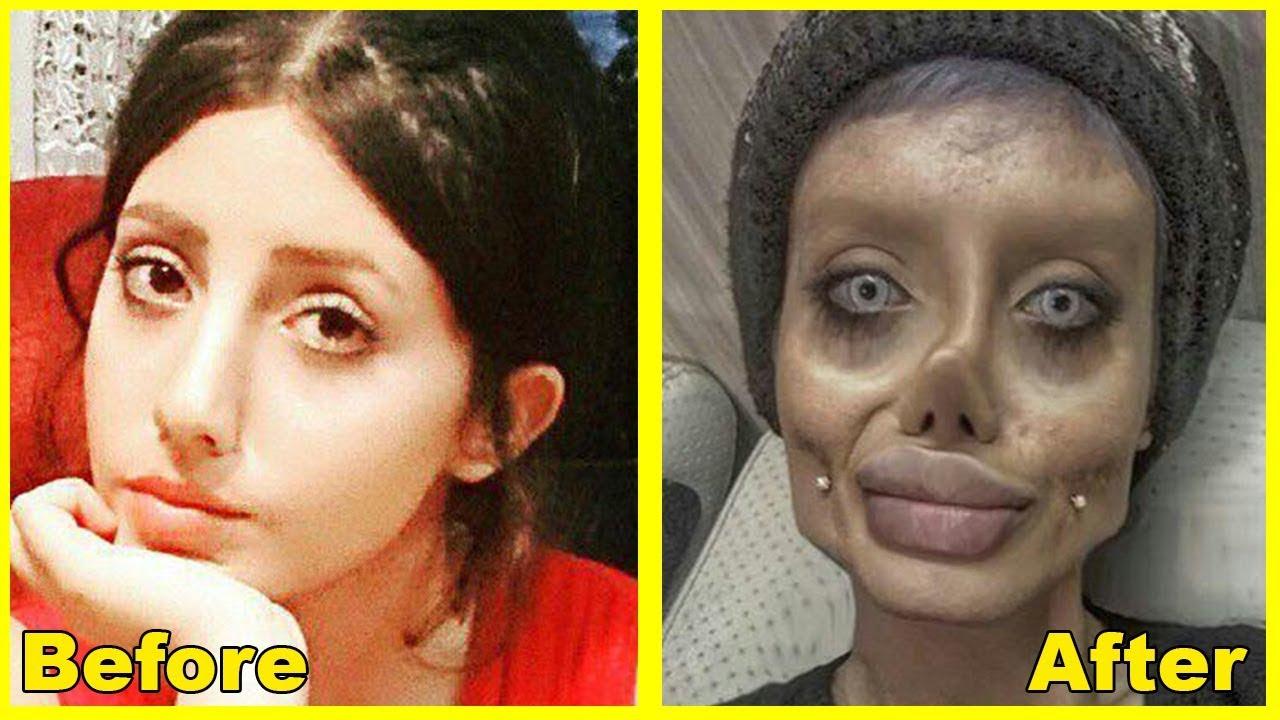 Angelina Jolie Porn Look A Like sahar tabar's zombie angelina jolie photos | know your meme
