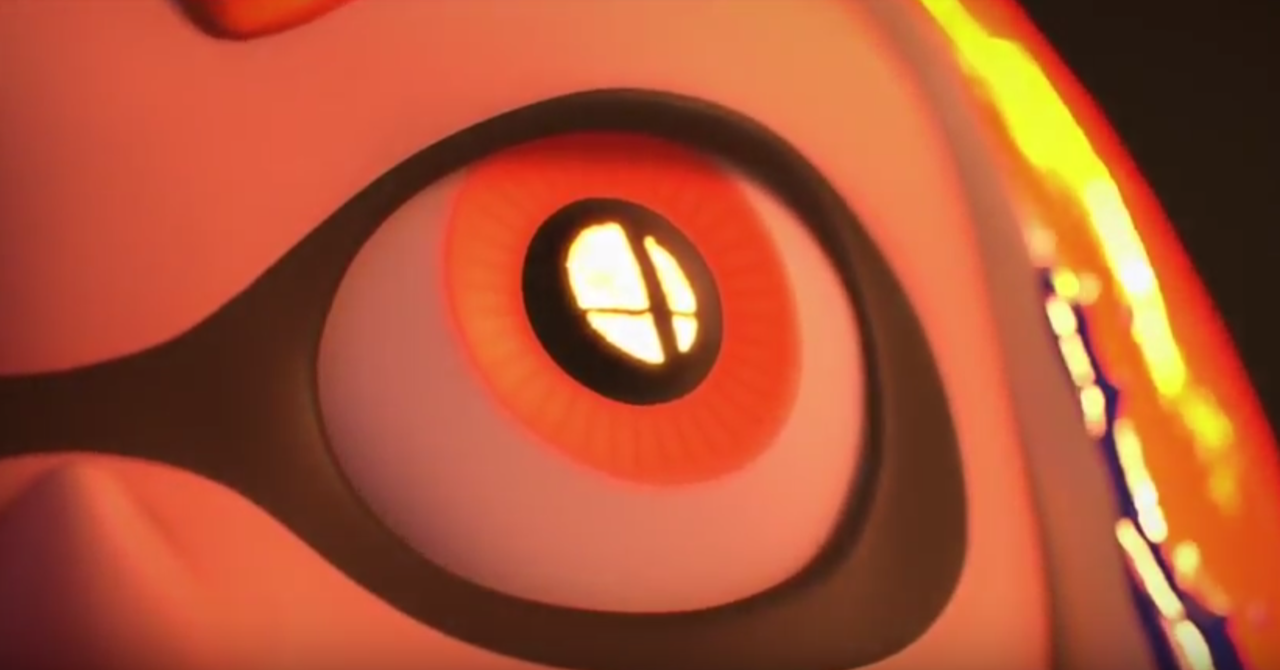 Inkling Girl's Eye | Know Your Meme