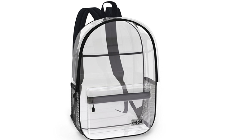 Clear Backpacks Debate  d780a6ebe4294