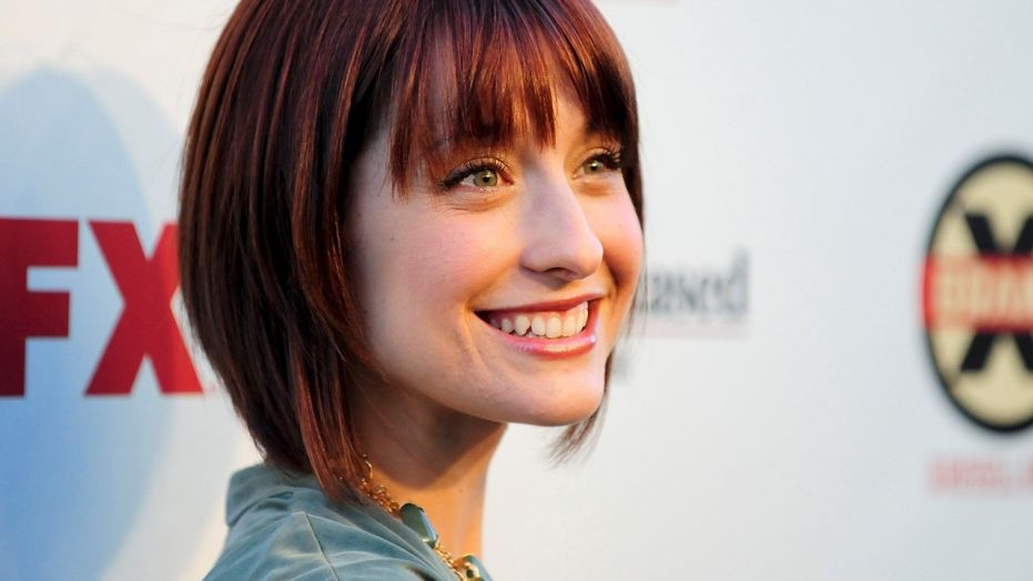Can Allison mack getting fucked are mistaken