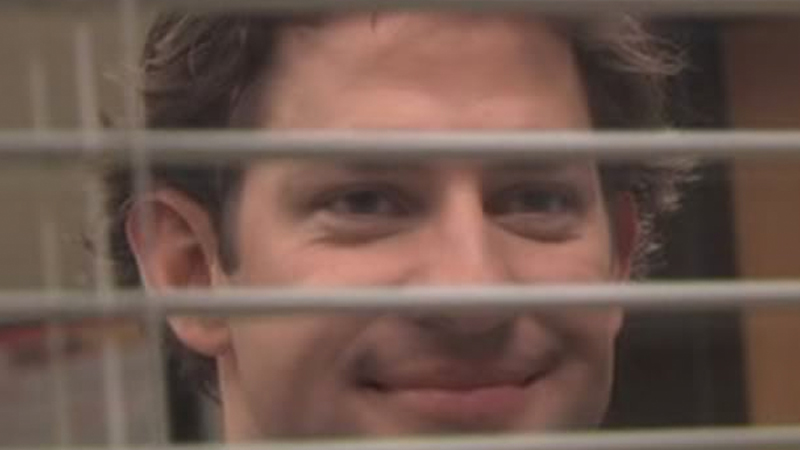 Image result for guy looking through bars meme